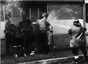 civil rights hosed down