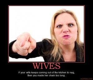 marriage nagging wife